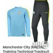 Brand New Manchester City Training Technical Tracksuit | Clothing for sale in Lagos State, Surulere