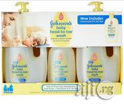 Johnson Head to Toe Baby Wash | Baby & Child Care for sale in Lagos State, Ikeja