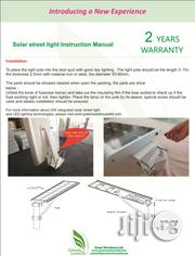 Integrated Solar Street Light With A Beautiful Brightness 30 Watt   Solar Energy for sale in Abuja (FCT) State, Wuye