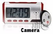 Spy Camera Table Clock | Security & Surveillance for sale in Lagos State, Ikeja