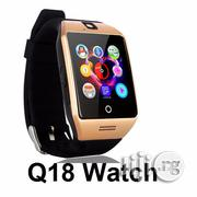 "Smartwatch Q18 Smart Watch Bluetooth 1.54""Touch Screen With Camera 