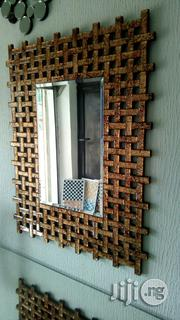 Brown Glass Dressing Mirror | Home Accessories for sale in Lagos State, Ojo