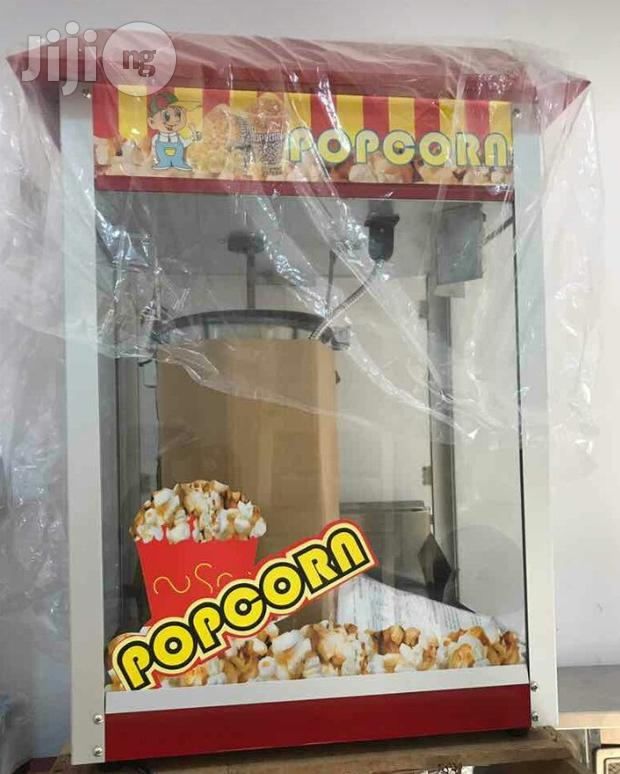 Imported Popcorn Machine 10oz