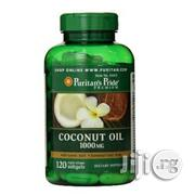 Coconut Oil Capsules for Candida, Weight Loss, High BP and Utis | Skin Care for sale in Lagos State, Lekki Phase 2