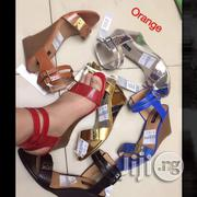 Wedge Double Strap Sandal | Shoes for sale in Lagos State, Ikoyi