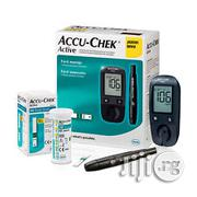 Accu-chek Active Glucometer (Complete Kit) | Tools & Accessories for sale in Lagos State, Lagos Mainland