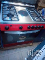 Scanfrost Anti Rust 4+1cooker,Oven and Grill With Two Years Warranty. | Kitchen Appliances for sale in Lagos State, Ojo