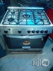 Scanfrost Anti Rust 5+0 Gas Cooker,Oven Grill With Two Yrs Warranty. | Kitchen Appliances for sale in Lagos State, Ojo