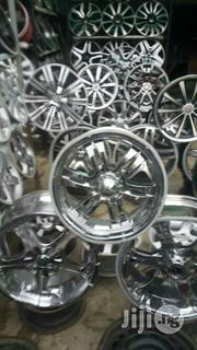 New Tyres And Alloy Rims With Warranty | Vehicle Parts & Accessories for sale in Lagos State, Ikeja