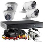 4 Channel Cctv Complete Kit | Security & Surveillance for sale in Lagos State, Ikeja