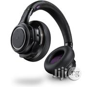 Plantronics Backbeat Pro Wireless Noise Cancelling Headphones With Mic   Headphones for sale in Lagos State, Lagos Mainland