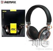 Stereo Remax 195HB Headset Bluetooth | Headphones for sale in Lagos State, Lagos Mainland