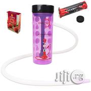 Plastic Cup Shisha Hookah With Free Flavor Charcoal   Tabacco Accessories for sale in Lagos State, Ikeja