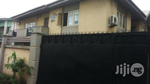 A Good Storey Building Of 4flat On A Full Plot Of Land 32million Aski