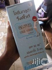Gluta Wink White Body Lotion Glutathione Collagen SPF50 Fruite Extract   Bath & Body for sale in Lagos State