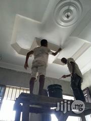 Quality P.O.P Ceiling And Wall Screeding   Building & Trades Services for sale in Lagos State, Lagos Island