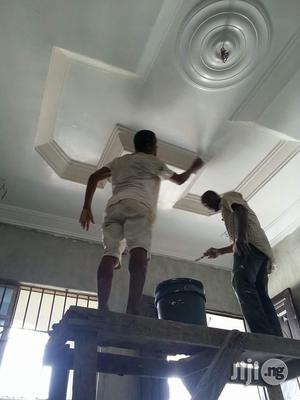Quality P.O.P Ceiling And Wall Screeding