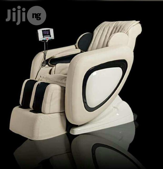 Archive: Brand New Imported Original American Fitness Executive Massage Chair