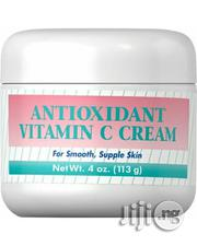 Vitamin C Cream for Smooth Supple Skin and Hyperpigmentation | Skin Care for sale in Lagos State, Lekki Phase 1