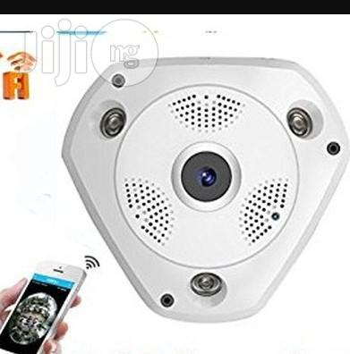 3MP - 3D IP Wireless Wifi 360 Degree Panoramic Camera - VR Cam