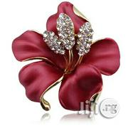 Rose Flower Enamel Women Brooches | Jewelry for sale in Lagos State, Surulere