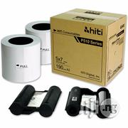 Hiti 5x7 Ribbon And Paper Case For P510 Series Printers | Printers & Scanners for sale in Lagos State, Ikeja