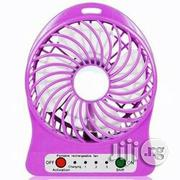 Portable Mini Reachargable Fan | Home Appliances for sale in Lagos State, Ojodu