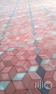 Diamond Design Of Interlocking Paving Stone | Building Materials for sale in Lagos State, Isolo