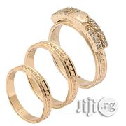 Gold Filled C&C Wedding Ring | Wedding Wear for sale in Lagos State, Ojo