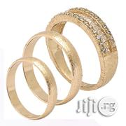 Sk Zirconia Wedding Edding Ring Sets | Wedding Wear for sale in Lagos State, Ojo