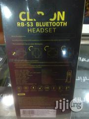 Remax S3 Sport Clip on Bluetooth Headset | Accessories for Mobile Phones & Tablets for sale in Lagos State, Ikeja