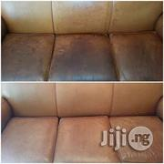 Professional Upholstery & Leather Cleaning Services | Cleaning Services for sale in Lagos State, Ikeja