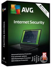 100% Genuine Avg Internet Security 2019 3users Licence 2years | Software for sale in Lagos State, Ikeja