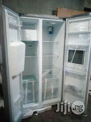 Samsung Double Door Fridge With Bar, Ice Cube Maker and Dispenser. | Restaurant & Catering Equipment for sale in Lagos State, Ojo
