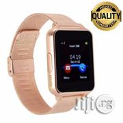 Chain Smart Watch Phone Gold Color | Smart Watches & Trackers for sale in Lagos State, Ikeja