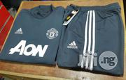 Manchester United Adidas Training Tracksuit 17/18 | Clothing for sale in Lagos State, Lagos Island