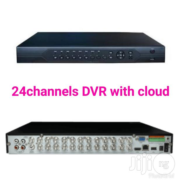 24 Channels 5in1 DVR