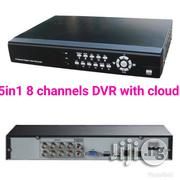 8channels 5in1 DVR With Cloud | TV & DVD Equipment for sale in Lagos State, Oshodi-Isolo