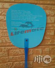 Advertise Your Products Using Customized Plastic Hand Fans | Stationery for sale in Lagos State, Ikeja