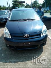 Clean Toyota Corolla Verso 2005 Blue | Cars for sale in Lagos State, Lagos Mainland