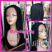 Frontal Lace Braided Wig   Hair Beauty for sale in Lagos State, Ikeja