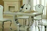 Executive Marble Dinning Set | Furniture for sale in Lagos State, Ikorodu
