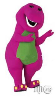 Barney Mascot Costume (Wholesale And Retail) | Children's Clothing for sale in Lagos State, Lagos Mainland