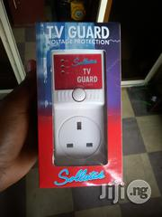 Universal 13 Amps TV/DVD Home Theater Guard Surge Adapter Protector | Accessories & Supplies for Electronics for sale in Lagos State, Lagos Mainland