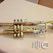 Premier Professional Trumpet - Gold | Musical Instruments & Gear for sale in Lagos State, Ojo