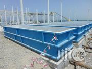 FRP/GRP (Fibre Reinforced Plastic) Type Fish Farming Tanks   Manufacturing Services for sale in Abuja (FCT) State, Kubwa