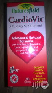Natures Field Cardiovit by 30 Tablets. | Vitamins & Supplements for sale in Lagos State, Surulere
