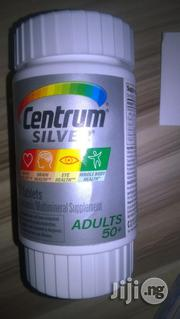 Centrum Silver By 80 Tables | Vitamins & Supplements for sale in Lagos State, Surulere