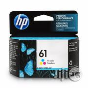HP 61 Ink Cartridge | Accessories & Supplies for Electronics for sale in Edo State, Benin City