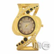 Women Bangle Wrist Watch Gold Bangle Wrist Watch For Women | Watches for sale in Lagos State